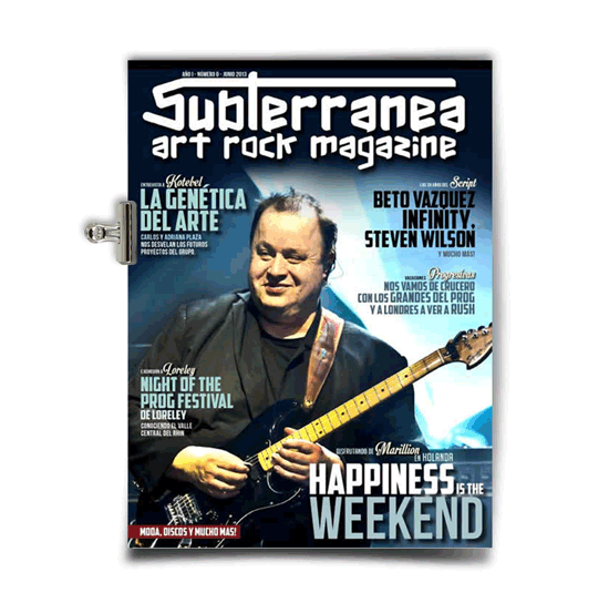 Subterránea Art Rock Magazine